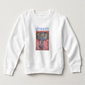 Die Fleece-Sweatshirt der Sweatshirt