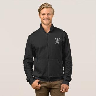 Die Fleece-Ziprüttler-Jacke der starken Jacke