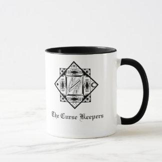 Die Fluch-Wächter-Tasse-- Collins Kennzeichen Tasse