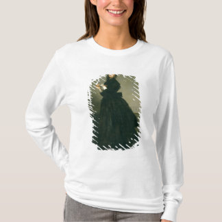 Die Frau mit dem Handschuh, 1869 T-Shirt