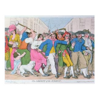 Die Freiheit des Themas, publ. durch H. Postkarte