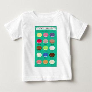 Die Freude-Sammlung des Bäckers: Franzosen Baby T-shirt