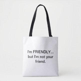 Die freundliche Taschentasche Tasche