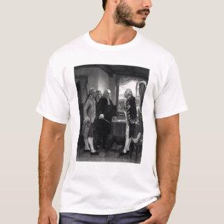 Die Friedenskonferenz auf Staten Island T-Shirt