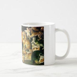 Die friedliche Königreich-Schale Kaffeetasse