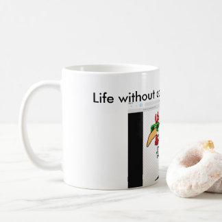 Die funky Huhn-Tasse Kaffeetasse
