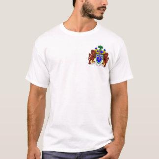 Die Gambia-Flagge T-Shirt