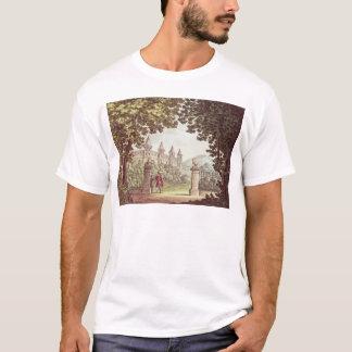 Die Gärten von Windsor Schloss T-Shirt