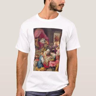 Die Geburt der Jungfrau, 1640 (Öl auf Leinwand) T-Shirt