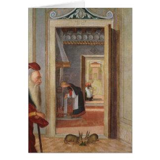 Die Geburt der Jungfrau Karte