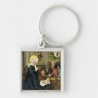 Die Geburt von Christus Schlüsselanhänger