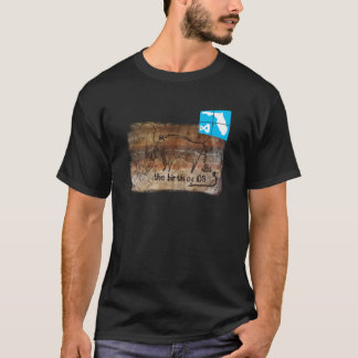 Die Geburt von IOS T-Shirt