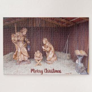 Die Geburt von Jesus Puzzle