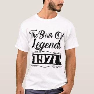 DIE GEBURT VON LEGENDEN 1971 T-Shirt