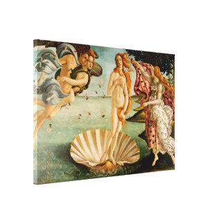 Die Geburt von Venus | Botticelli Leinwanddruck