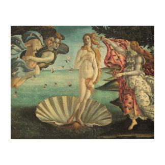 Die Geburt von Venus - klassische Kunst durch