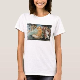 Die Geburt von Venus-Parodie - der T - Shirt der