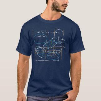 Die geheime Geometrie von Pringles T-Shirt