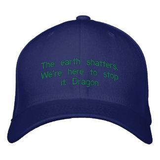 Die geheime Welt: Nicht offizieller Partei-Hut Bestickte Baseballkappe