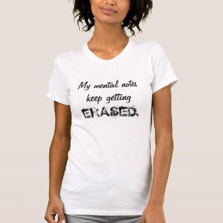 """Die Geistesanmerkungen der Frauen """"…"""" T - Shirt"""