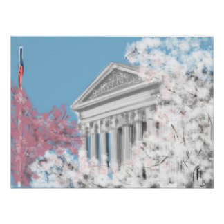 The Supreme Court and Cherry Blossoms