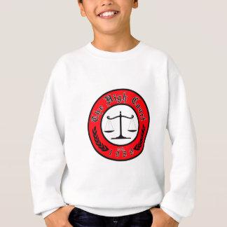 Die Gerichtshofkleidung Sweatshirt