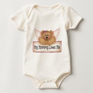 Die Geschenke der Mama-Kinder Baby Strampler