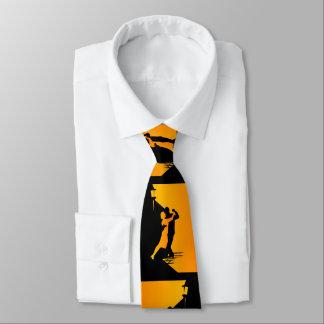 Die Gesellschaftstänzetango-Krawatte Krawatte