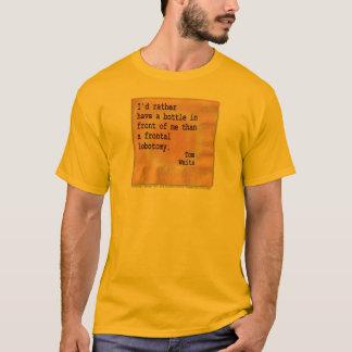 Die Gew.-T-Shirts der Männer - frontaler Lobotomy T-Shirt