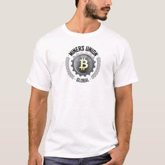 Die Gewerkschaft des Bergmannes global T-Shirt
