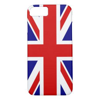 Die Gewerkschafts-Jack-Flagge iPhone 8/7 Hülle