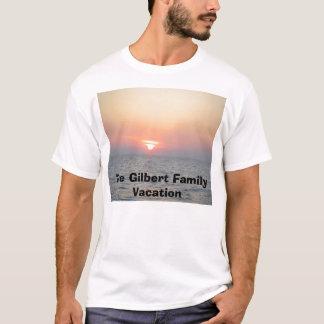 Die Gilbert Familien-Ferien T-Shirt