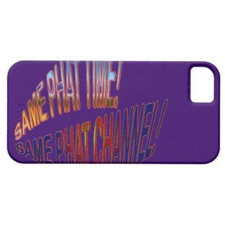 Die gleiche Phat Zeit! Der gleiche Phat Kanal! iPhone 5 Case