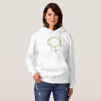 Die Gleichheits-Blumenvenus-Symbol der Frauen Hoodie