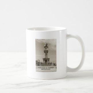 Die Glockenturm-Herne-Bucht Kaffeetasse