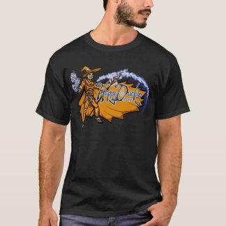 Die glückliche Duellt T-Shirt