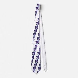 Die glückliche Grenzcollie-Liebe meines Lebens Personalisierte Krawatte