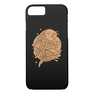 Die GoldKoi Fische iPhone 8/7 Hülle