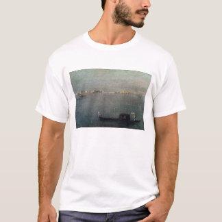 Die Gondel auf der Lagune T-Shirt
