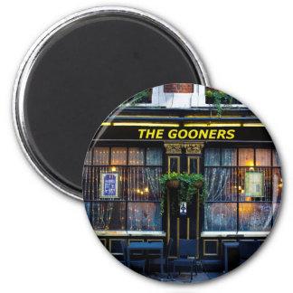Die Gooners Kneipe Magnets