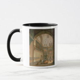 Die Grab-Kapelle im Auferstehungs-Tempel Tasse