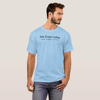 Die Great Lakes - T-Shirt