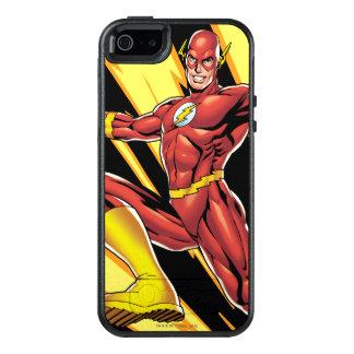 Die grellen Blitz-Bolzen OtterBox iPhone 5/5s/SE Hülle