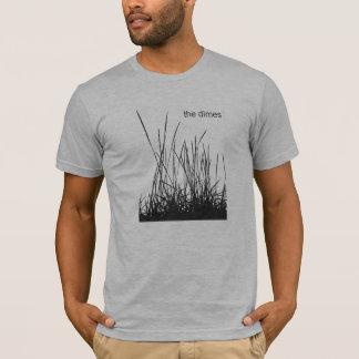 """Die Groschen - """"Blätter des Grases"""" das T-Shirt"""