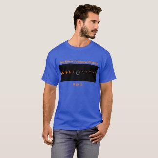 Die große amerikanische Eklipse T-Shirt