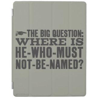 Die große Frage iPad Hülle