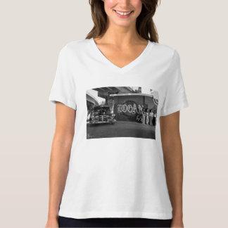 Die Größe L Barrio-Logan-Frauen T-Shirt