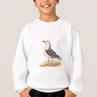 Die große schwarzrückige Möve(Larus Marinus) Sweatshirt