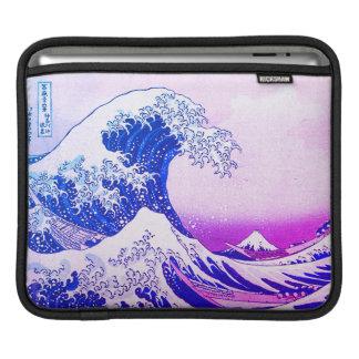 Die große Welle iPad Sleeve