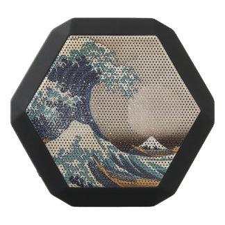 Die große Welle weg von Kanagawa Schwarze Bluetooth Lautsprecher